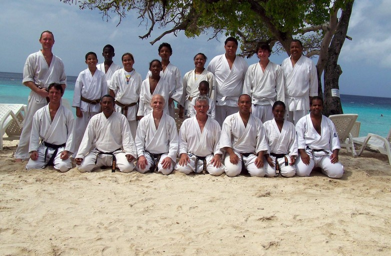 Special-Training-Shotokan-Karate-Curaçao-2009